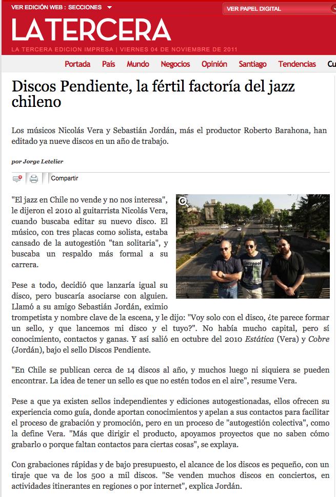 La Tercera - 2011.png