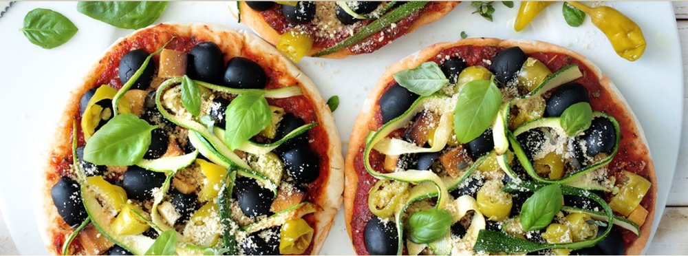 Pita Pizzas.JPG