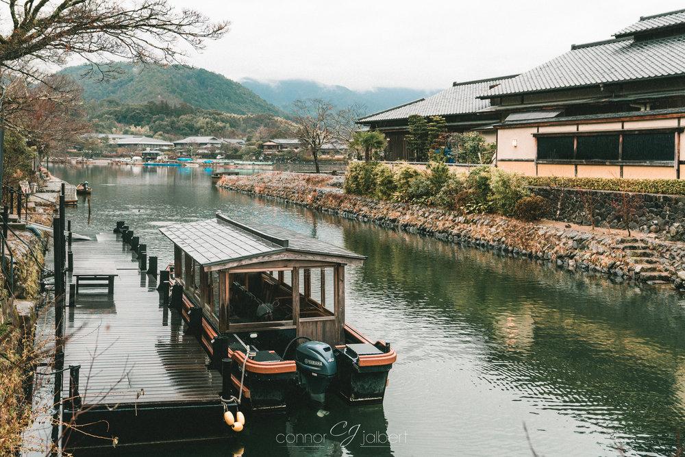 Katsura River, Arishiyama, Kyoto