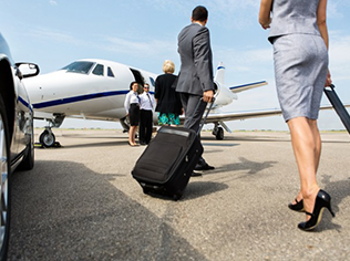 Airport & Private Air Charter Transfers