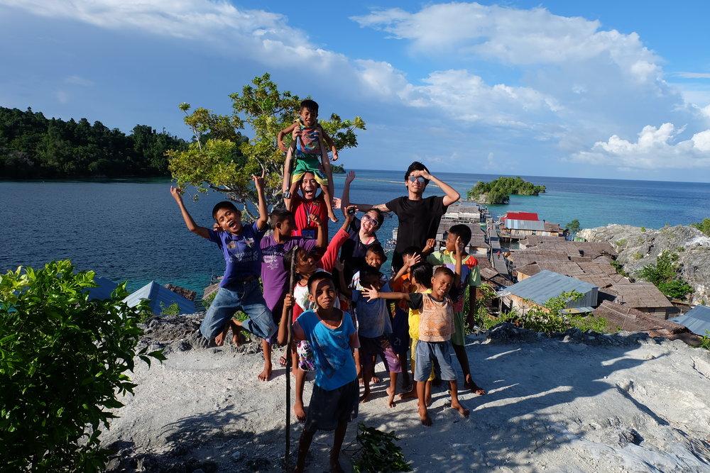 Pulau Papan,Kepulauan Togean