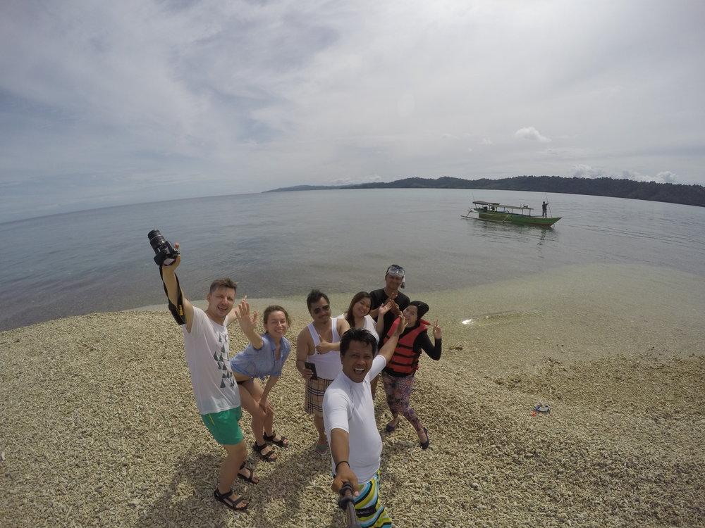 From reef no 4... Kepulauan Togean...