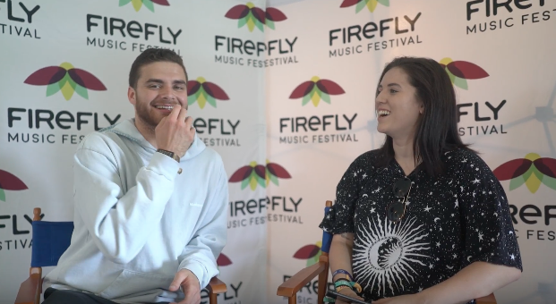 Firefly Music Festival 2018, Interview with musical artist Justin Caruso