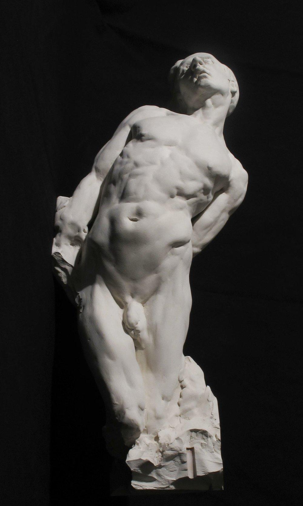 Skulpturen aus Keramik -
