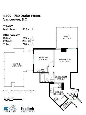 202 789 Drake Street