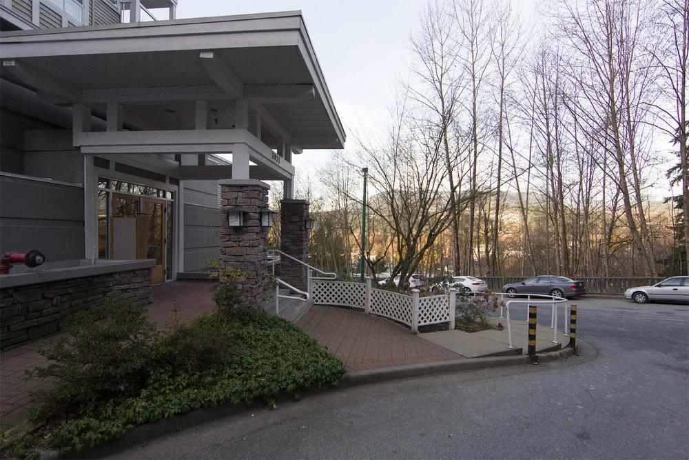 Outside of the Glenmore - 3033 Terravista Pl.