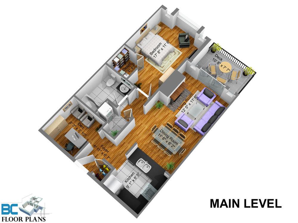 floorplan 106-3099 Terravista