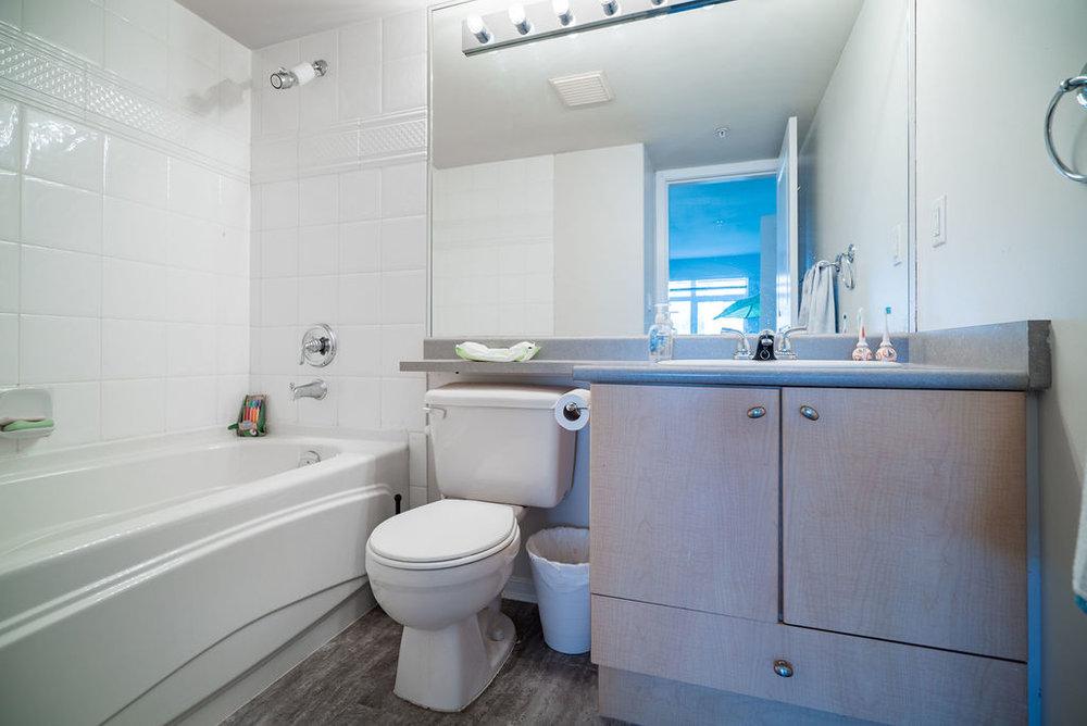 Master Bathroom - Ensuite