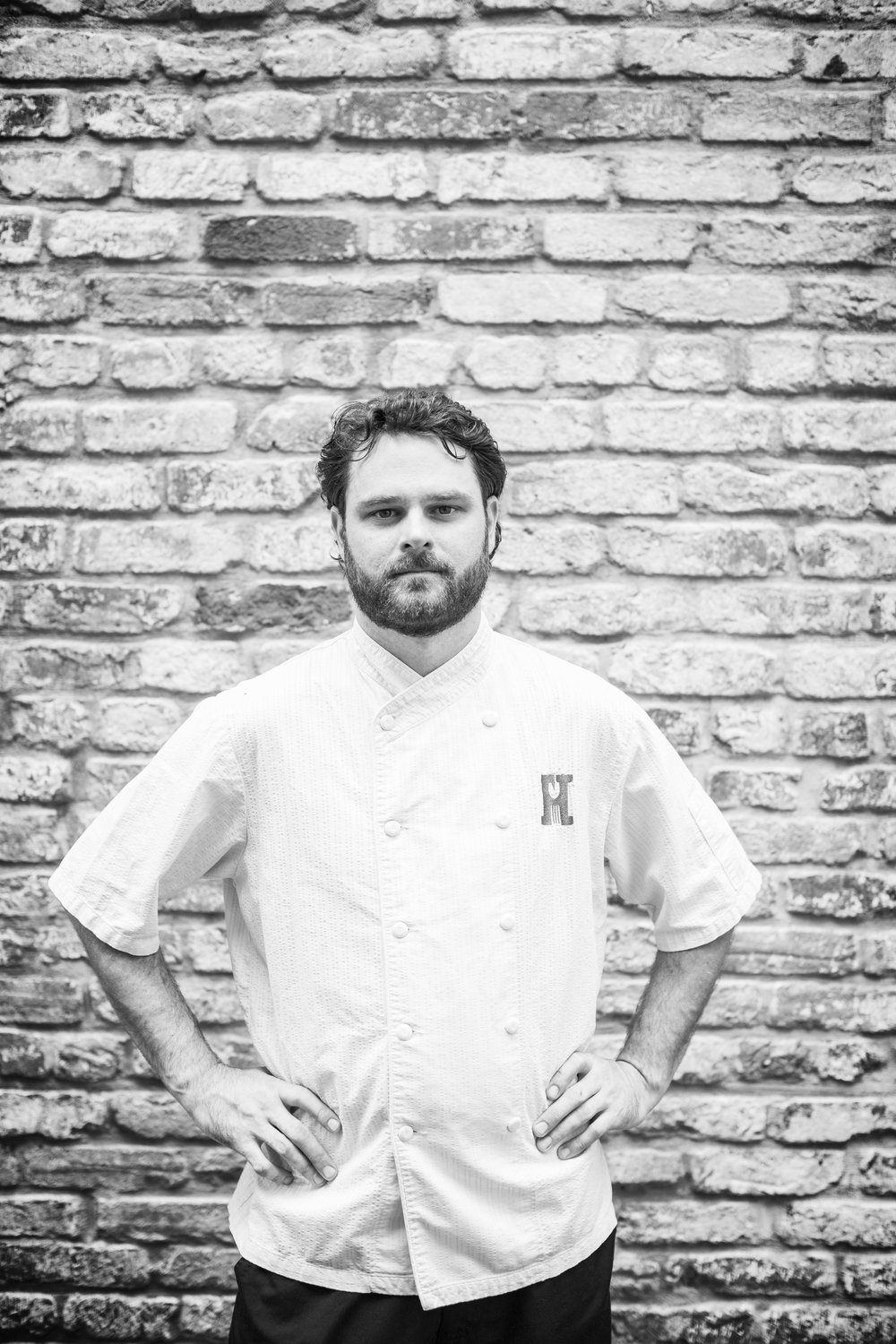 Chef de Cuisine Jon Buck, Husk Greenville