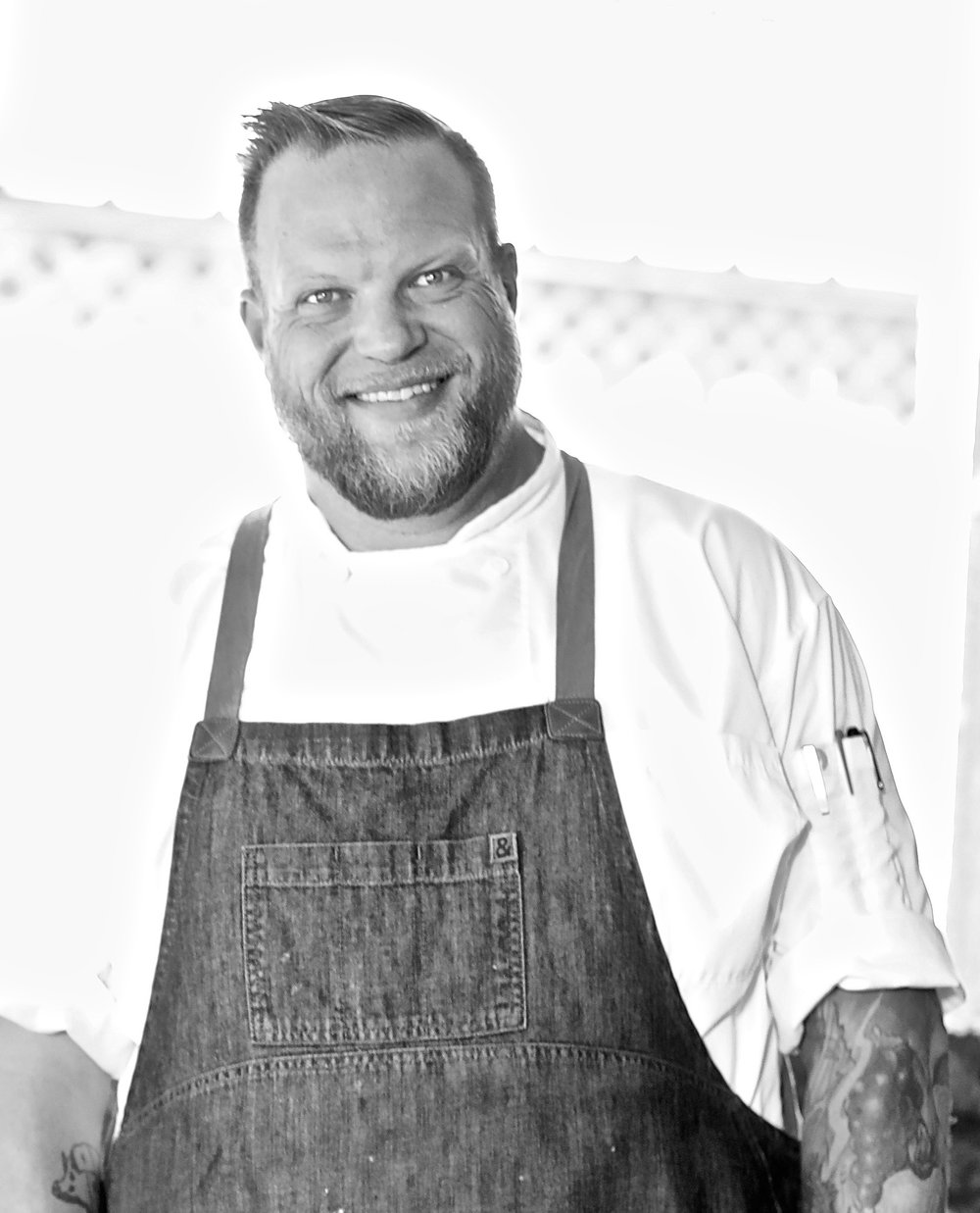 Executive Chef Tim Nelson, The Porch Kitchen + Bar