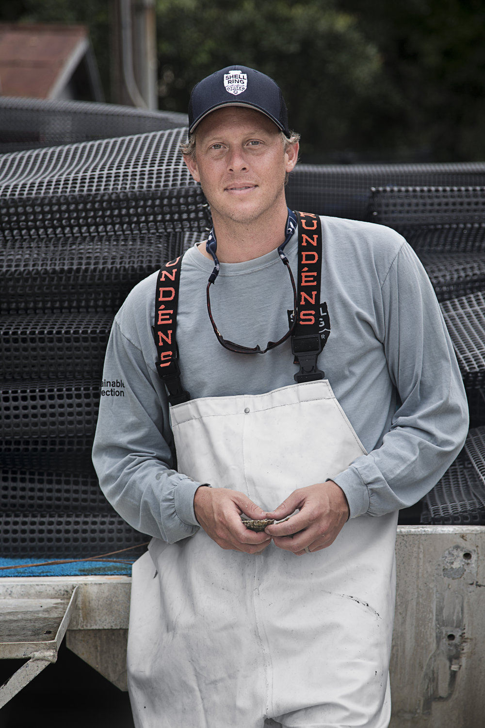 Andrew Carmines, Shell Ring Oyster Co.