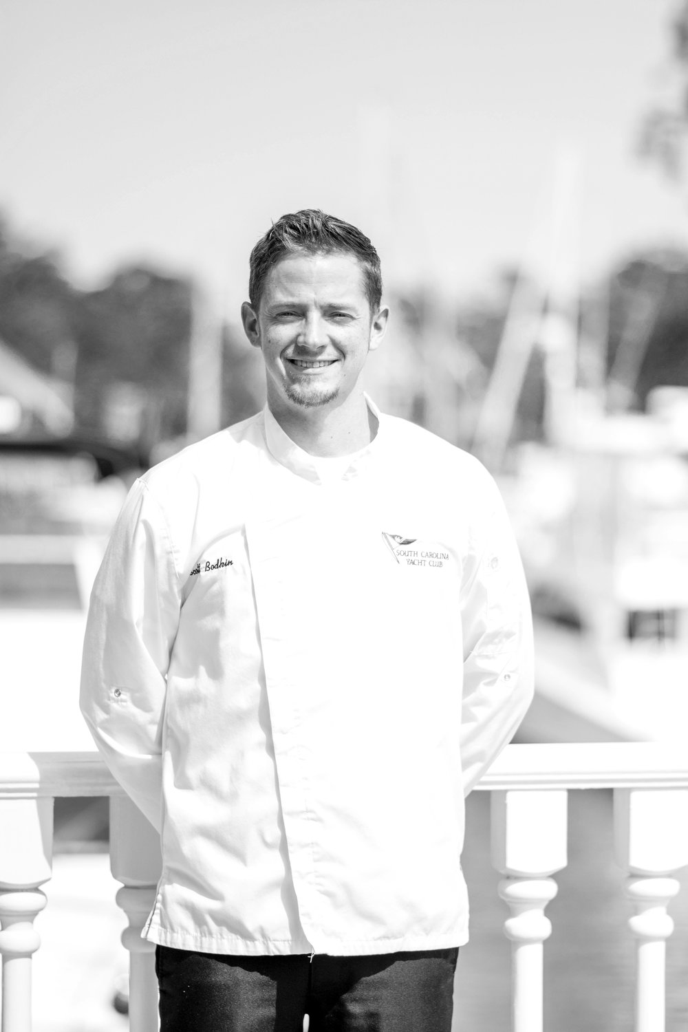 Executive Chef Scott Bodkin, South Carolina Yacht Club