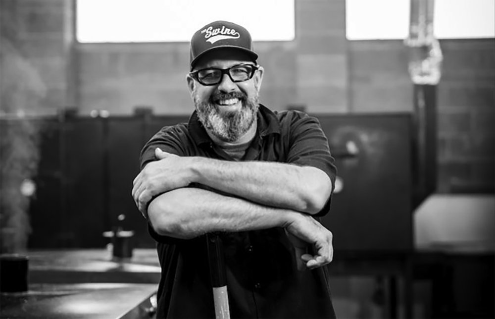 Anthony DiBernardo, Owner/Pitmaster, Swig & Swine