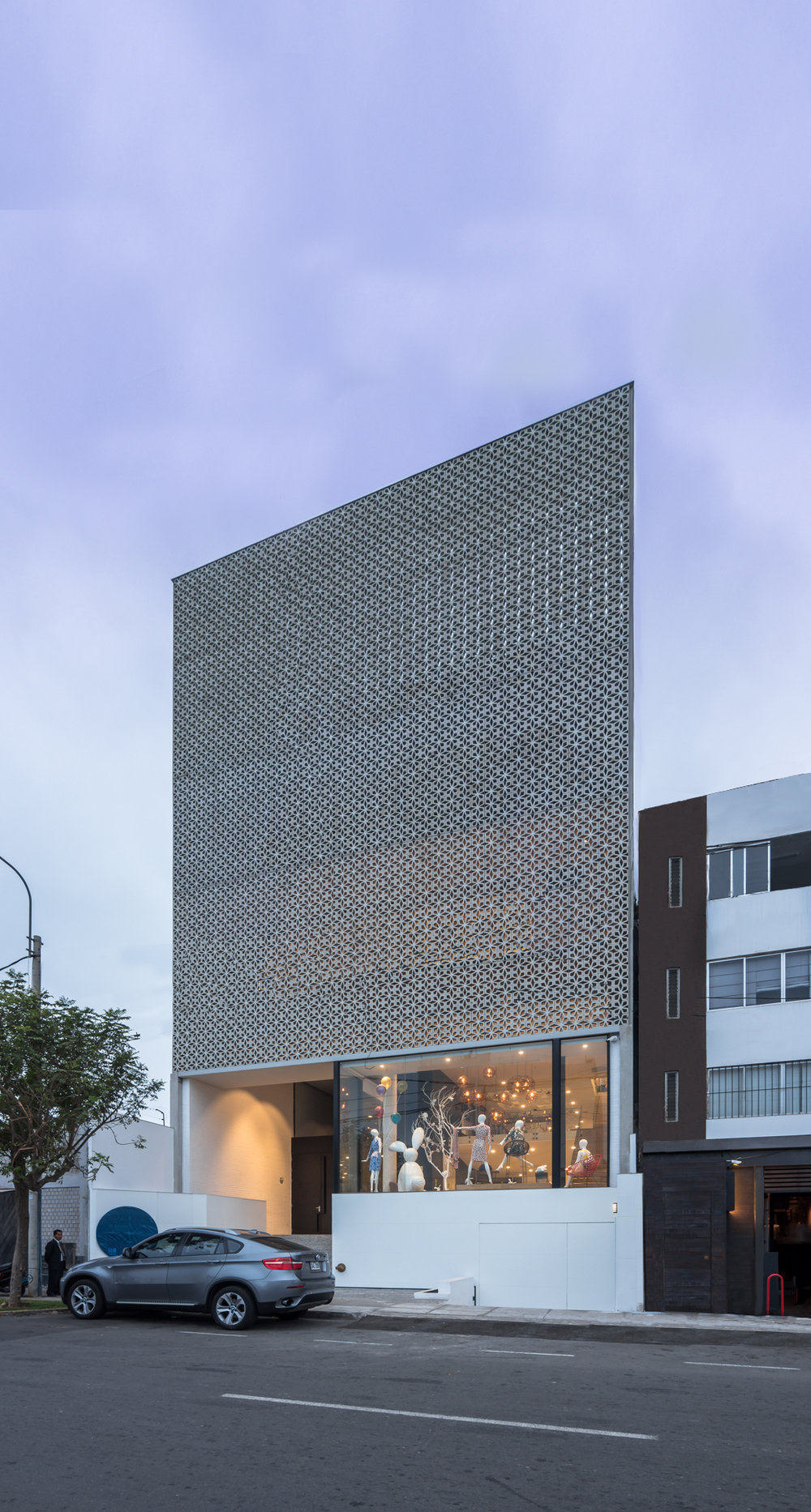 EDIFICIO MORPHOLOGY