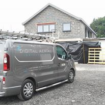 Digital Aerial Installations Ltd Van at castle donnington park farm hotel.jpg