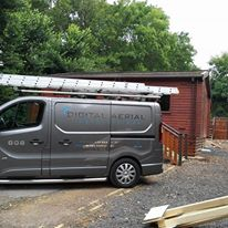 Digital Aerial Installations Ltd van at Log cabins.jpg