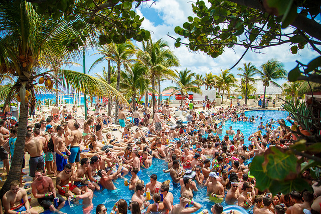 Campus Vacations Spring Break tradition for Fraternities and Sororities
