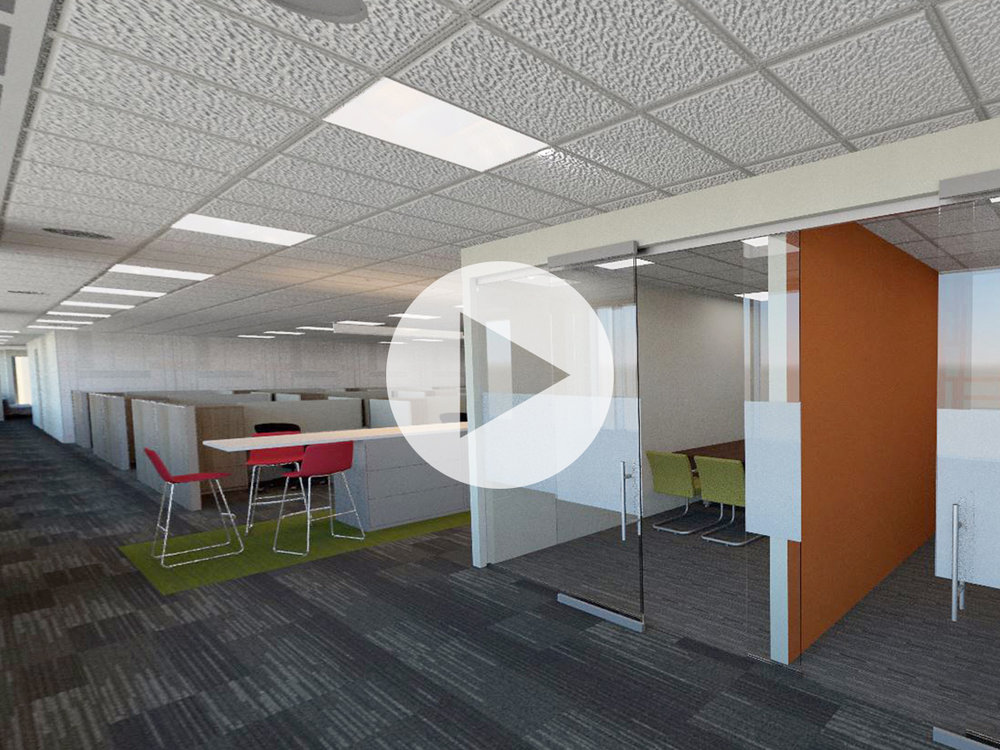 1 South Enclosed Office & Collaboration