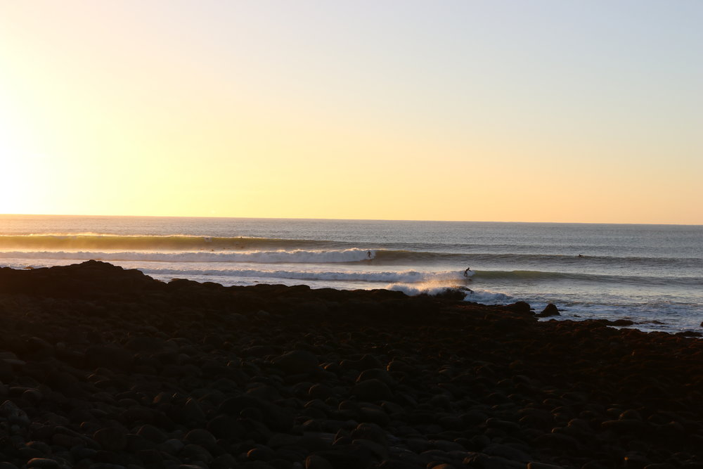 We scored Raglan like this for two weeks straight. The wave is such a machine, just so long and perfect.