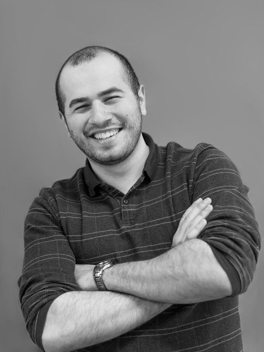 Gabriel Moss Account Planner
