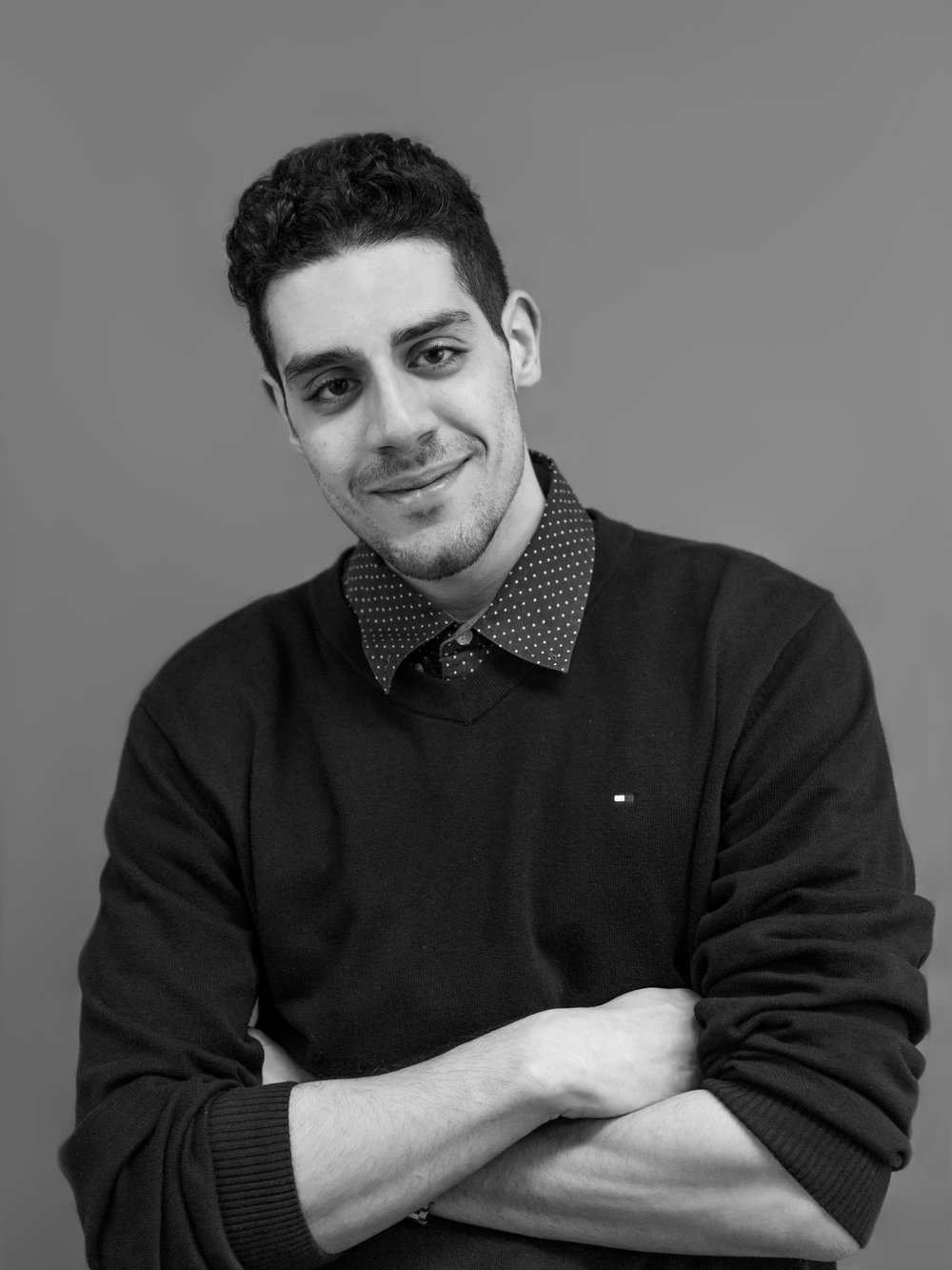 Youssef Ibrahim Copywriter