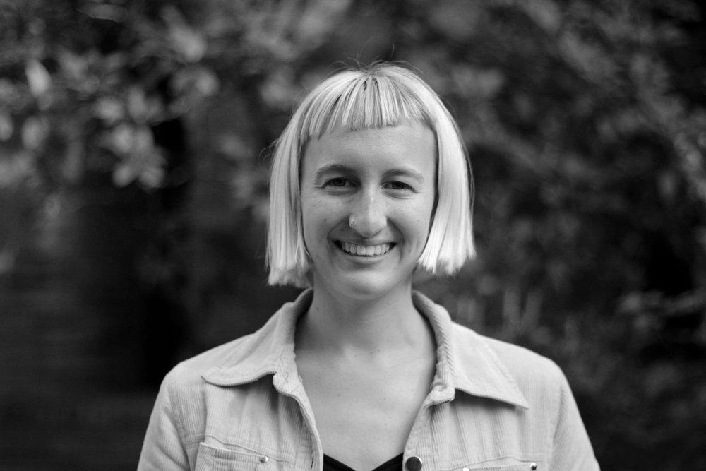 Clarissa Fredericks-Wright   Art Director