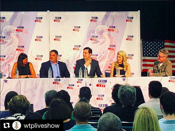 """We the People"" at Politicon"