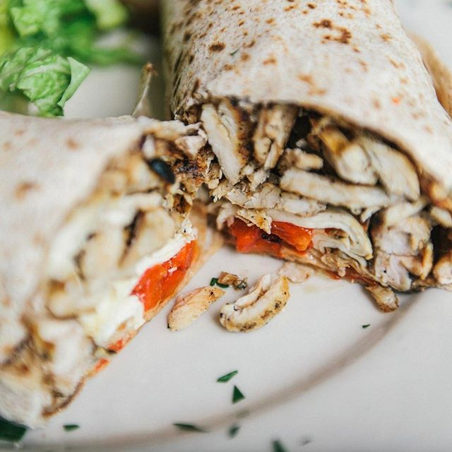 Wrap up your day with a mouthwatering wrap!  #DiFarinaPizzaria #italianfood #italian #yummy #pasta #pizza #dinner #lunch #NJ #Cranford #ScotchPlains #Fanwood #Garwood #Clark #NewJersey