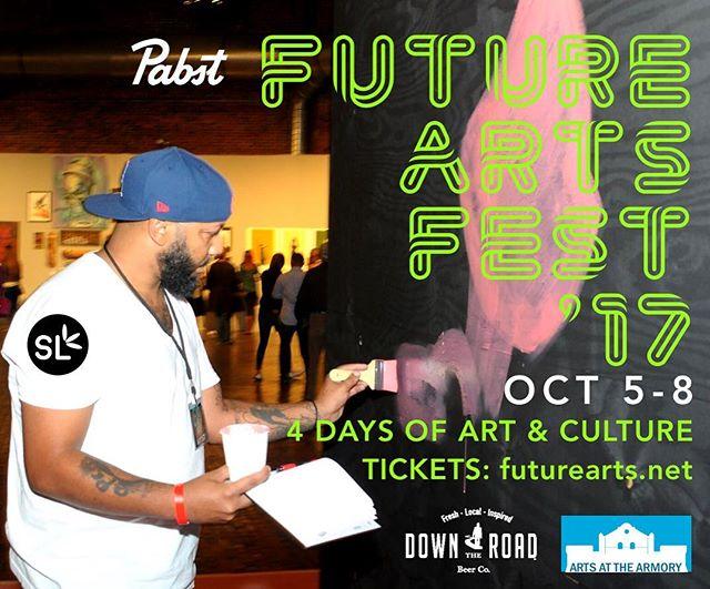 This year will be our 10th year anniversary. Let's make it epic! 😃🎨🍺#FutureArtsFest #Boston #contemporaryart #artist #graffiti #bostonart #design #painting
