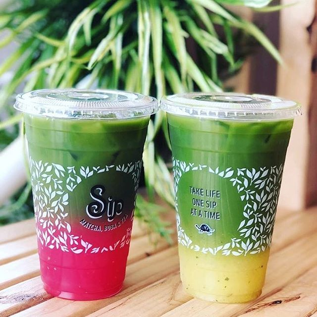 Need a matcha break this hump day? Westwood, you know one place you could go 😉 We know you're all dying to know more about #SipRowland and we're working hard in Sip School to get everything ready for you guys. We'll be sure to give you guys all of the updates leading up to the opening, so keep checking back! #sipmatcha #backtobasips 📷 @foodwithkatnkev