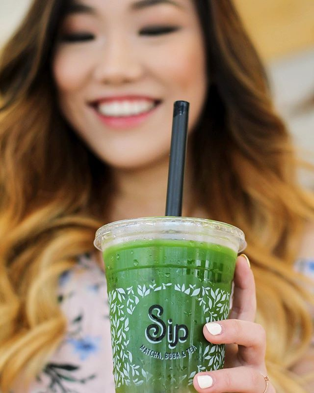 Best way to recover after your Fourth of July festivities? We recommend the aloe matcha! This bad boy is packed with antioxidants, boosts your metabolism, and gives you a healthy energy boost to carry you into the weekend 😆 you can also add aloe topping (which you can get for free at our Rowland Heights location during our soft opening period) to get an extra aloe boost! #sipmatcha #backtobasips Pic: @onedaymonologue