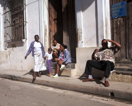 Cubans in Cuba - Outside of the carefully curated 'Cuban experience' found in the tourist areas like central Havana and Varadero - life is very different.