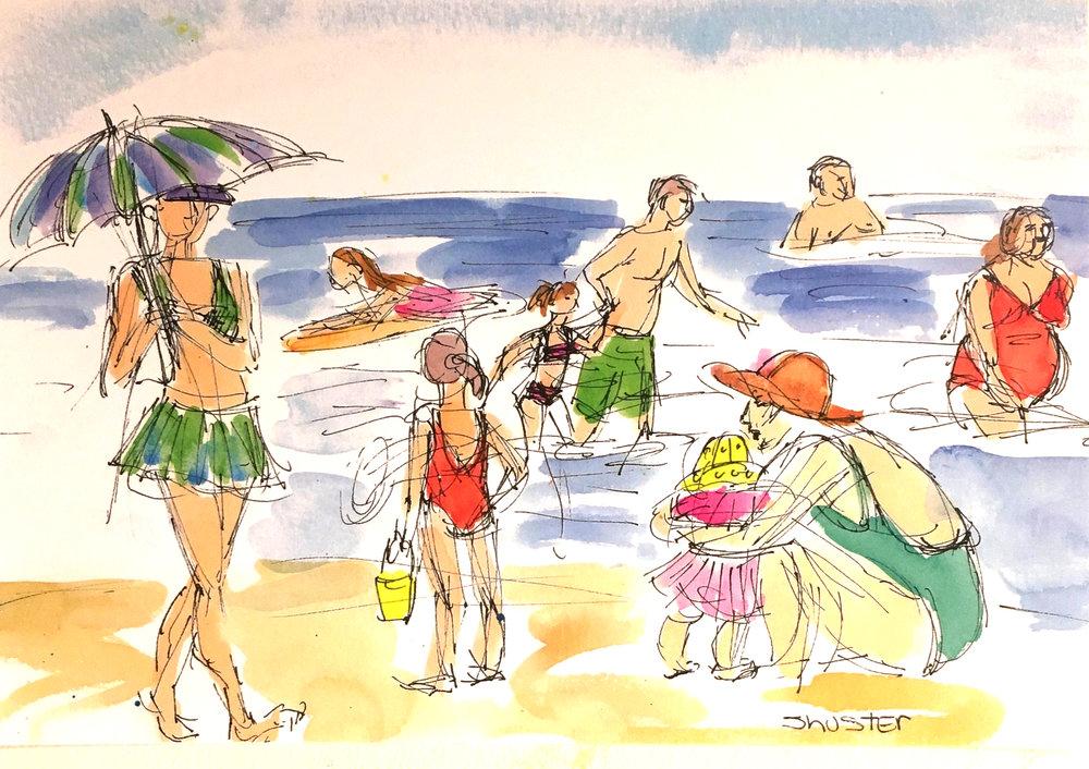 Sandbanks #1