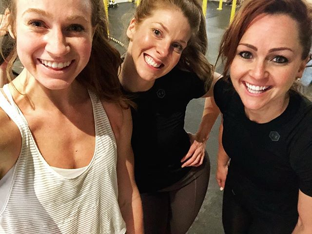 What's better than two Ginja Ninjas? Three obviously.  #sweatdate #ginjaninjas