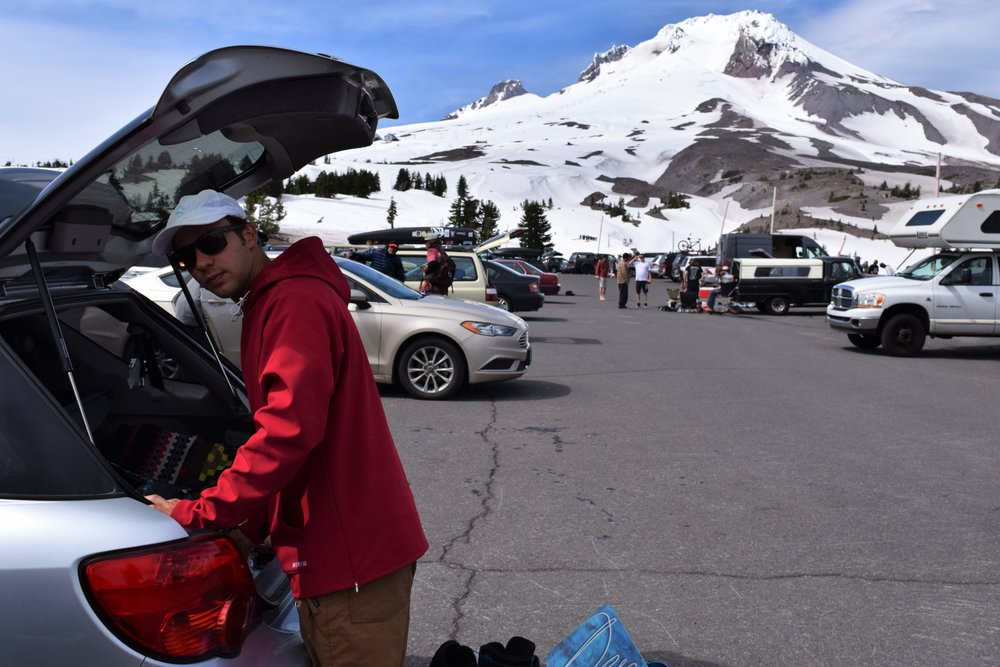 - Guide: Summer Snowboarding
