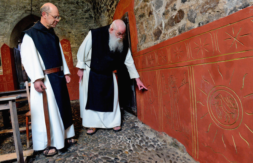 Caldey monks with icons.jpg