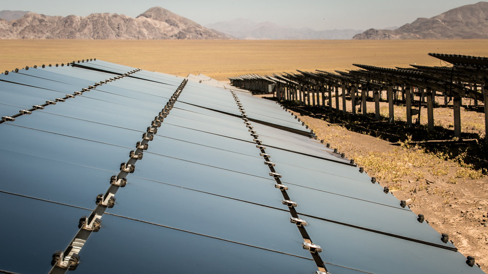 Solar Plant in Chile - C-Quest Capital