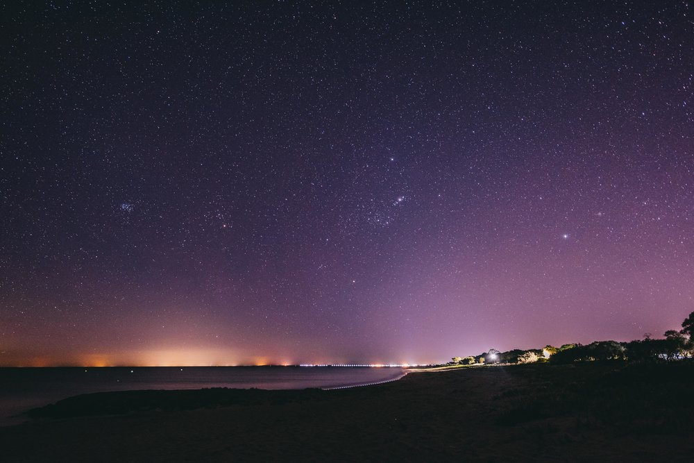 Stars from   Aqua Resort