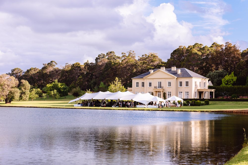 The opening of The Great Soiree -   Fraser Gallop Estate