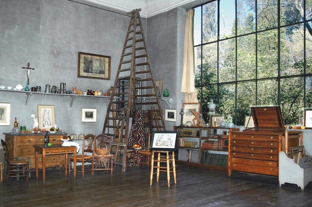 Atelier Paul Cézanne, Aix-en-Provence