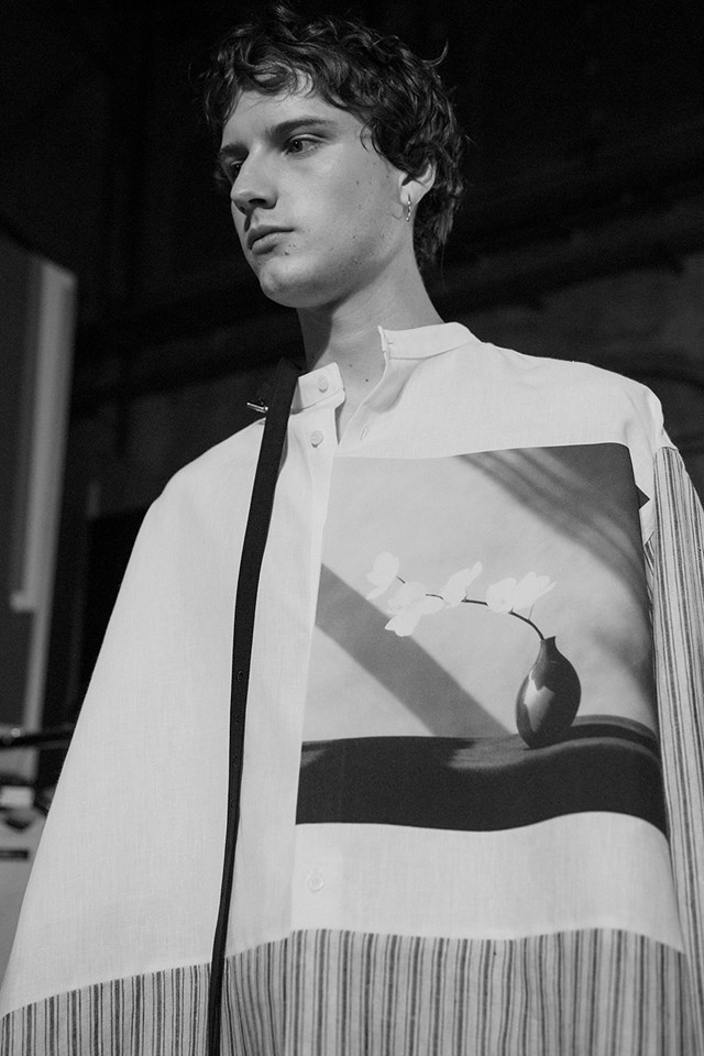 Raf Simons SS17 Menswear  Photography Virginia Arcaro