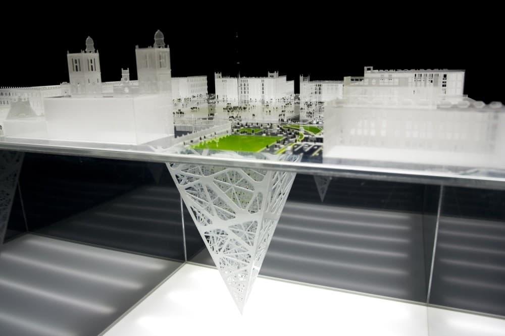 Earthscraper  by   BKNR Architectura