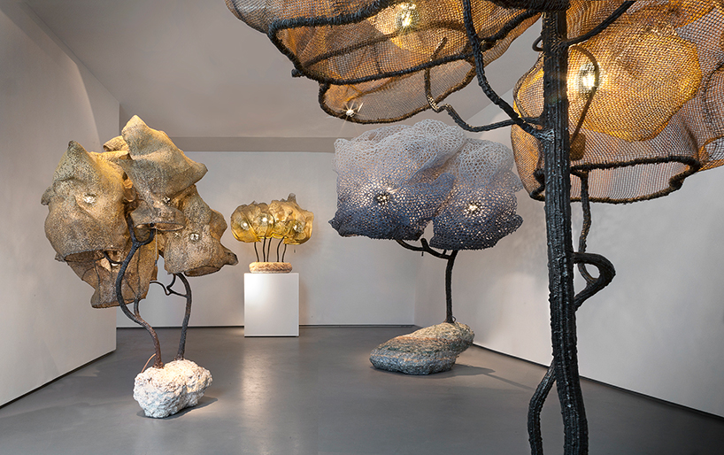 Nacho Carbonell at the Carpenters Workshop Gallery in Paris 1
