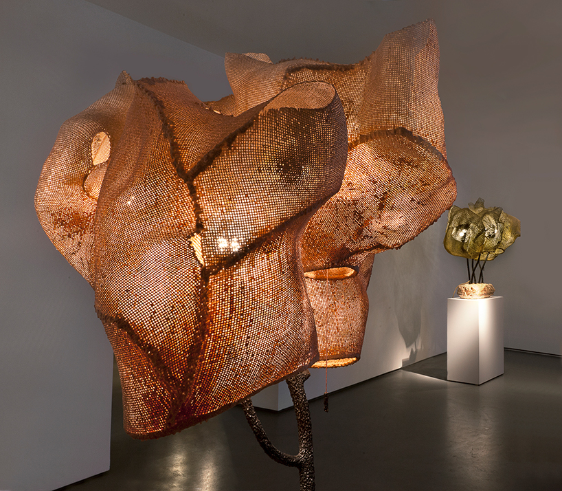 Nacho Carbonell at the Carpenters Workshop Gallery in Paris 2