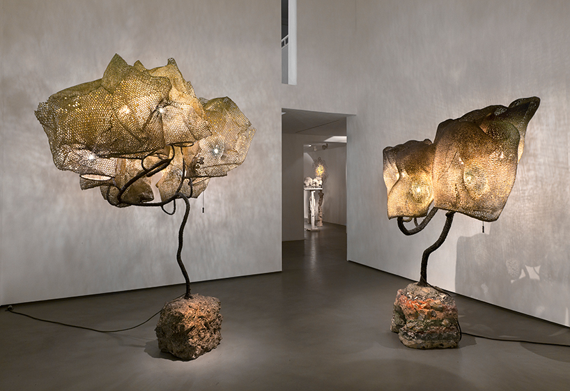 Nacho Carbonell at the Carpenters Workshop Gallery in Paris 5