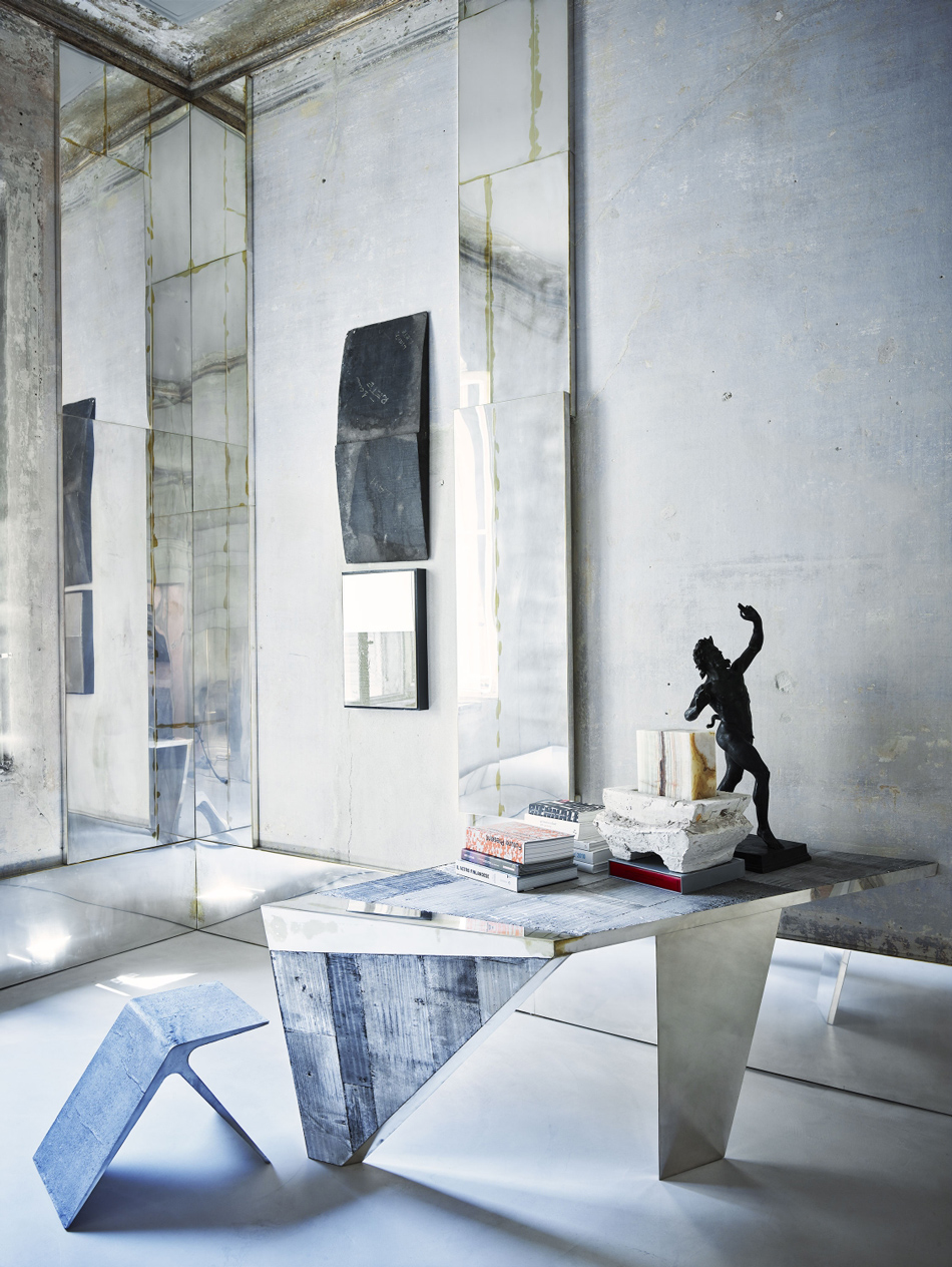 Vincenzo De Cotiis's Home in Milan |Photo by Paul Lepreux
