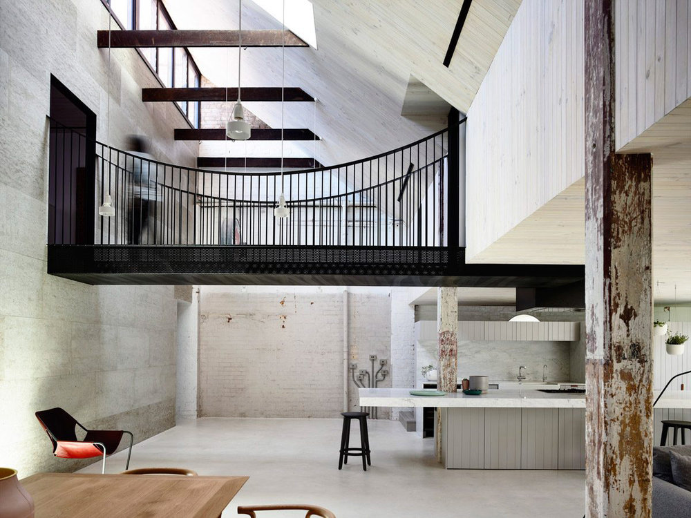 The Loft, Designed by Architects EAT — anniversary magazine
