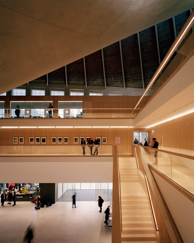 Design Museum by John Pawson - Rory Gardiner on anniversary Magazine
