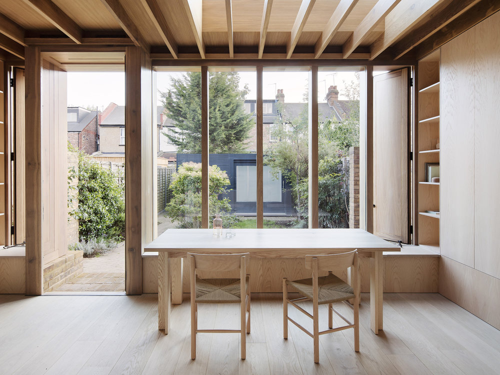 O'SULLIVAN SKOUFOGLOU ARCHITECTS — Dewsbury Road house — On Anniversary Magazine