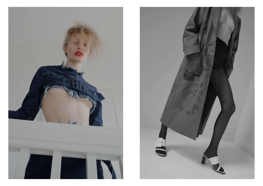 Into the Moody World of Fashion Photographer Ellie Rose McLean on Anniversary Magazine